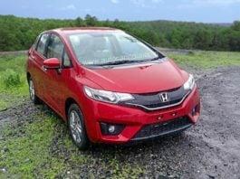 2018 Honda Jazz Front