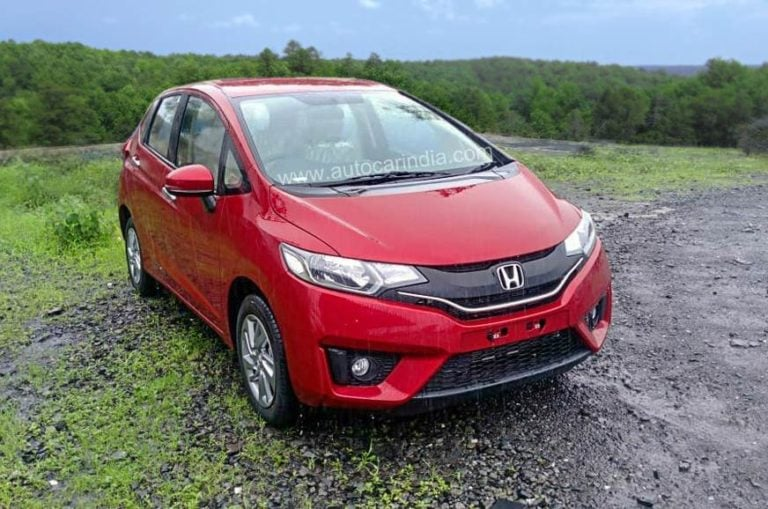 2018 Honda Jazz Is Not A Facelift But A Feature Lift- To Get No Visual Updates