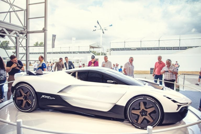 Be Proud: The Vazirani Shul Is India's First Electric Hypercar