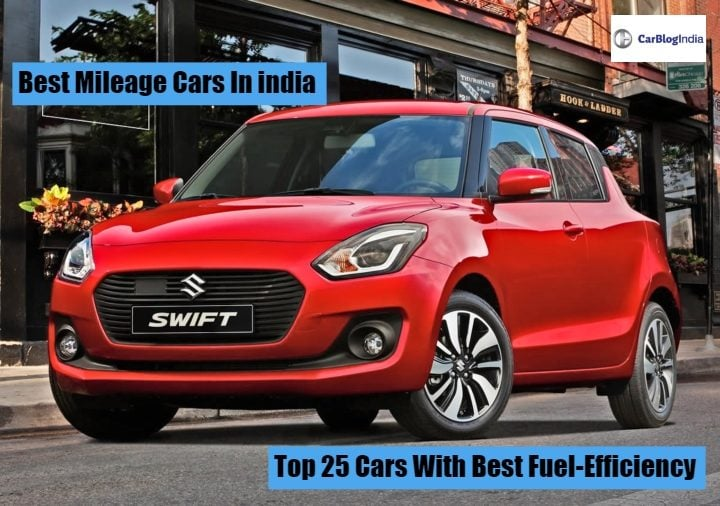 Best mileage cars in india featured image