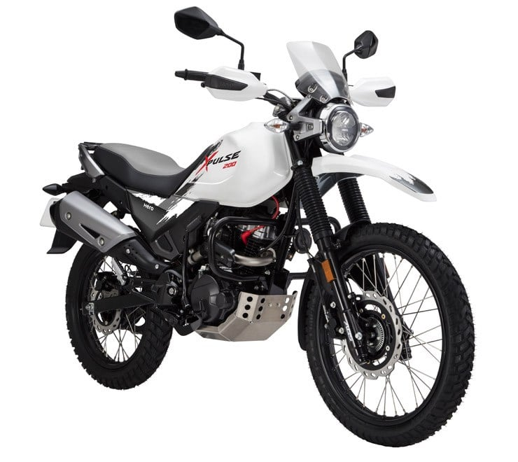 Hero Xpulse 200 India Launch Within This Fiscal Year Report