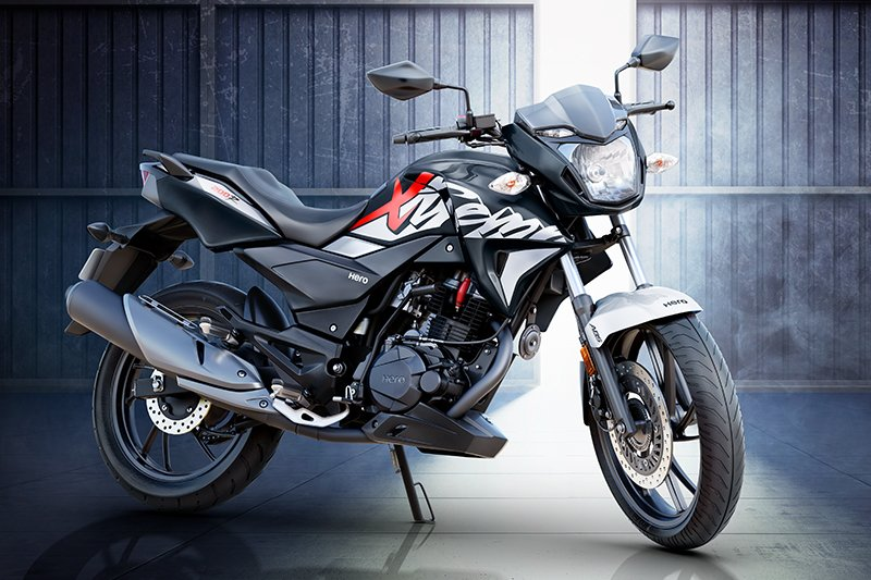 Hero Xtreme 200R Prices Revealed On Official Website