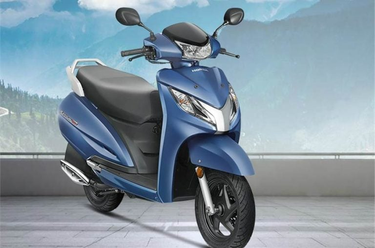 2018 Honda Activa 125 Launched; Priced At Rs 59,621