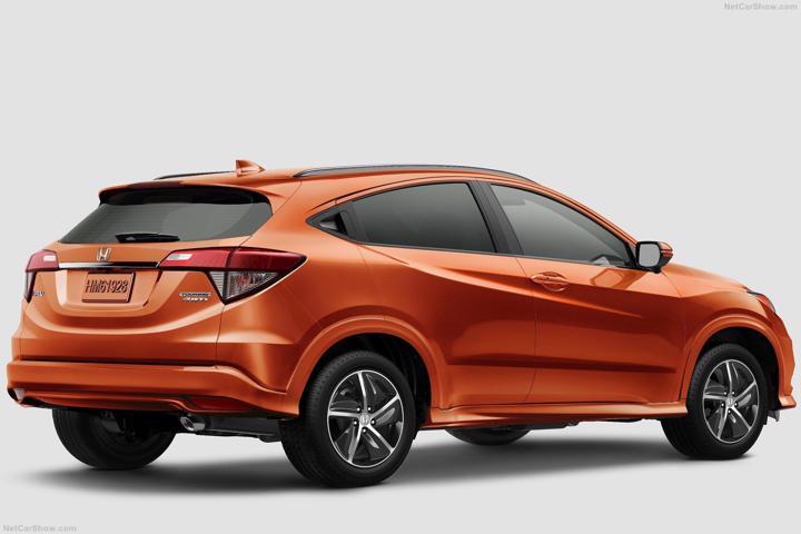 Honda Hrv New
