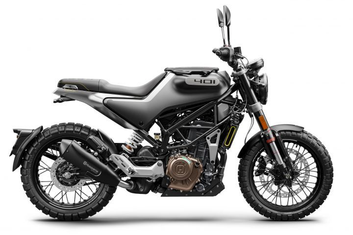 Five Things To Know About The Upcoming Husqvarna Svartpilen 401