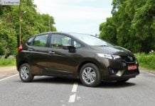 2018 Honda Jazz Review Front Image