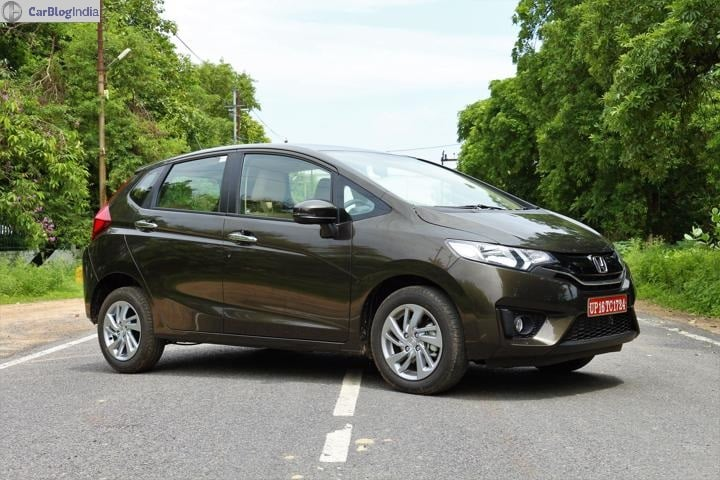 The Honda Jazz is the first premium hatchback of India