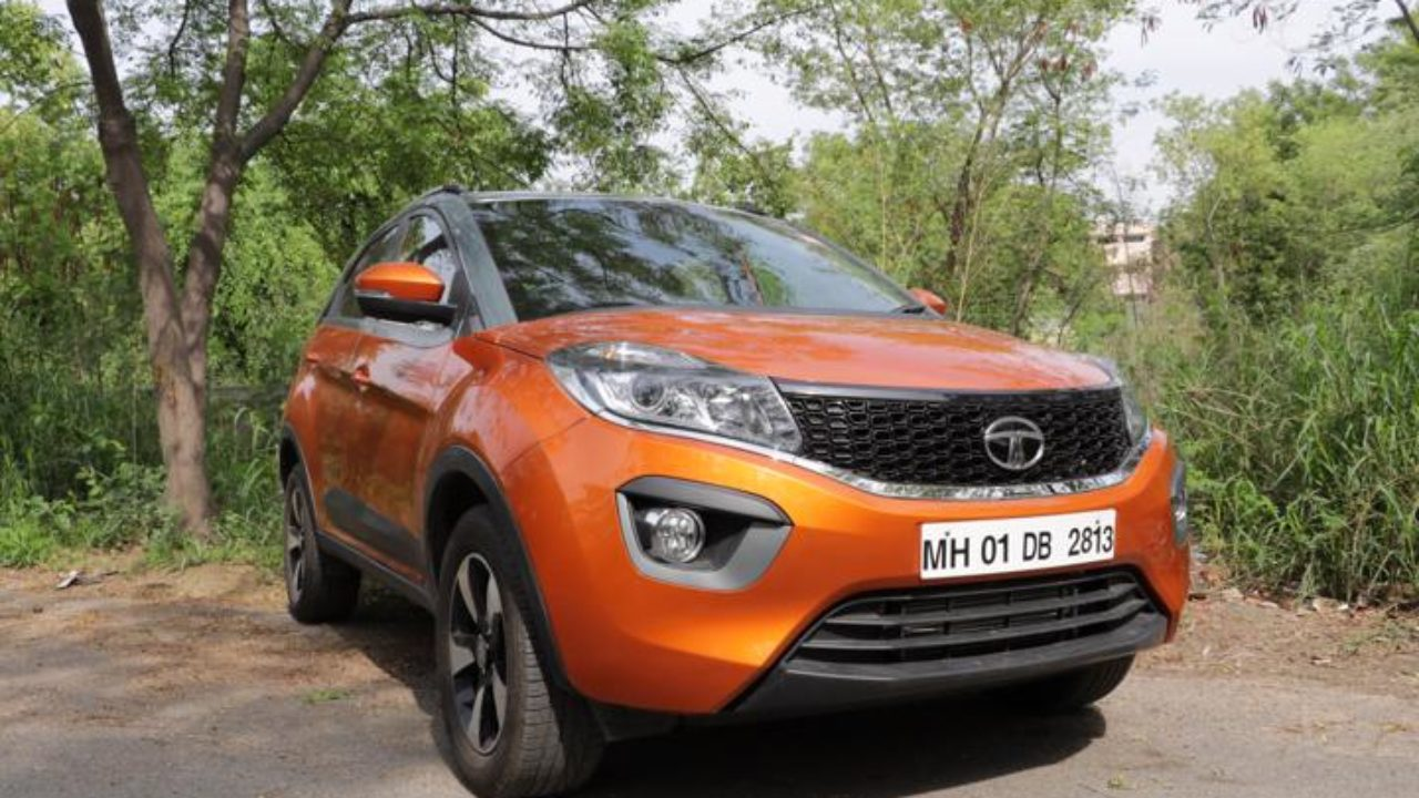 Image result for Tata Nexon Facelift