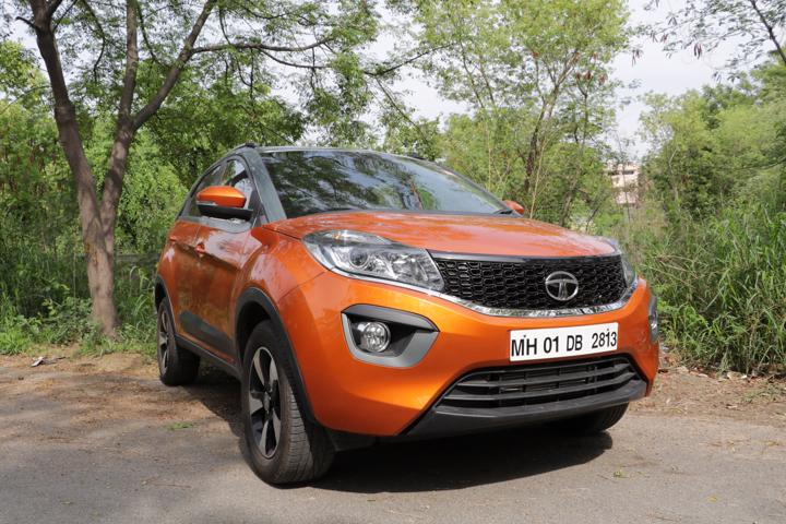 Tata Nexon facelift in the making- Testing begins in India
