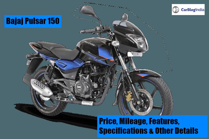 2018 Bajaj Pulsar 150