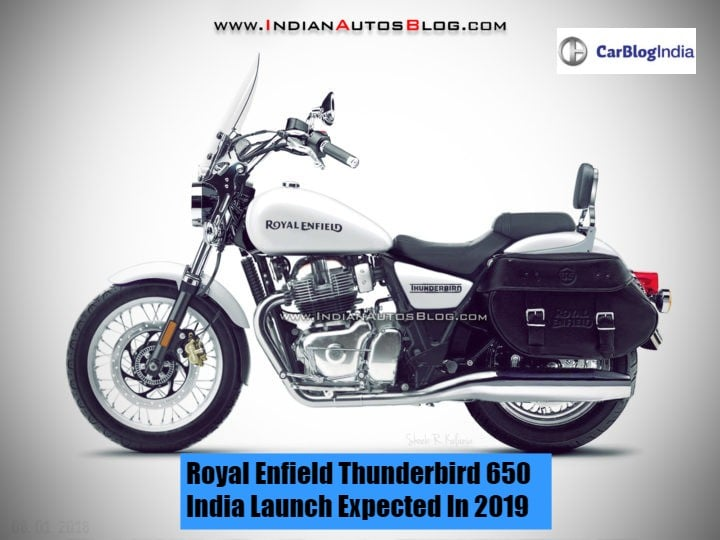 Royal Enfield Thunderbird 650 - Price, Features, Launch Date And Specs
