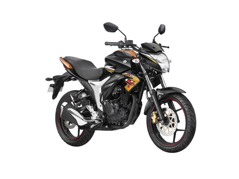 2018 Suzuki Gixxer SP and Gixxer SF SP Launched; Gets Cosmetic Updates