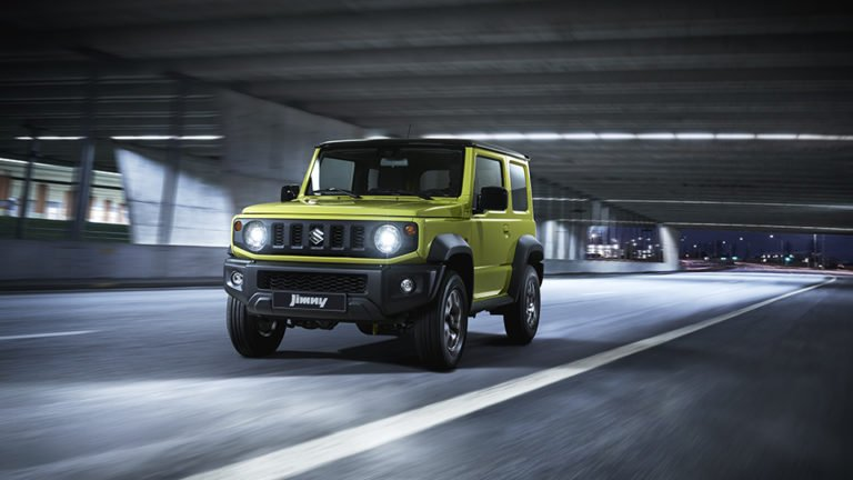 Suzuki Jimny Heading Out To India; Launch Likely In 2020 – Report