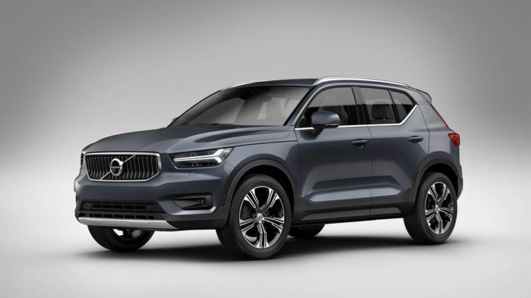Volvo XC40 Inscription And Momentum Variants Launched In India