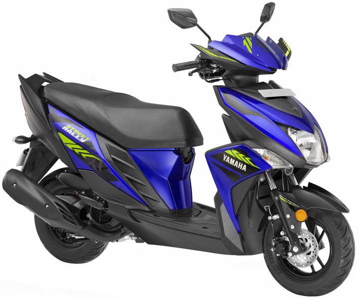 Yamaha Ray ZR Street Rally Edition Price, Mileage, Images And Colors