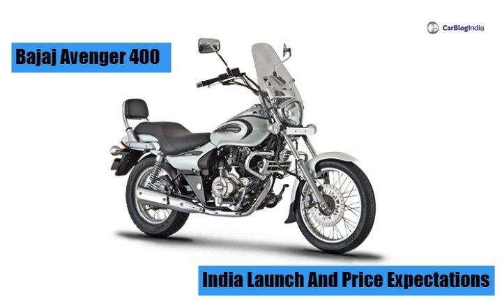 Bajaj Avenger 400