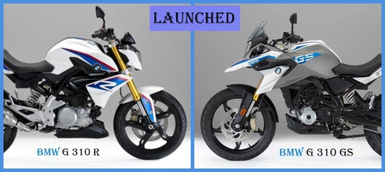BMW G 310 R And G 310 GS Launched In India- Price, Features & Specifications Explained