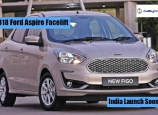 ford aspire 2018