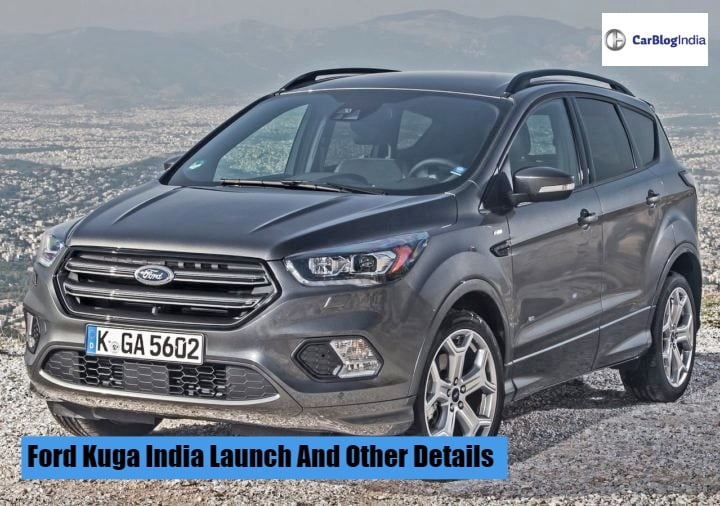ford kuga india launch date price specifications. Black Bedroom Furniture Sets. Home Design Ideas