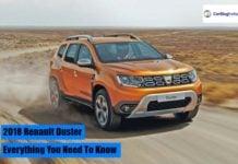 Renault Duster 2018 main image