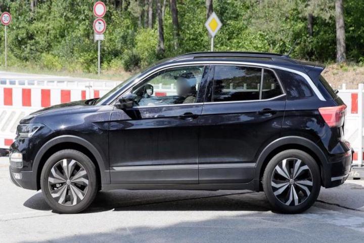Volkswagen T Cross Launch Date In India >> Volkswagen T-Cross SUV India Launch, Expected Prices, Features & Specs