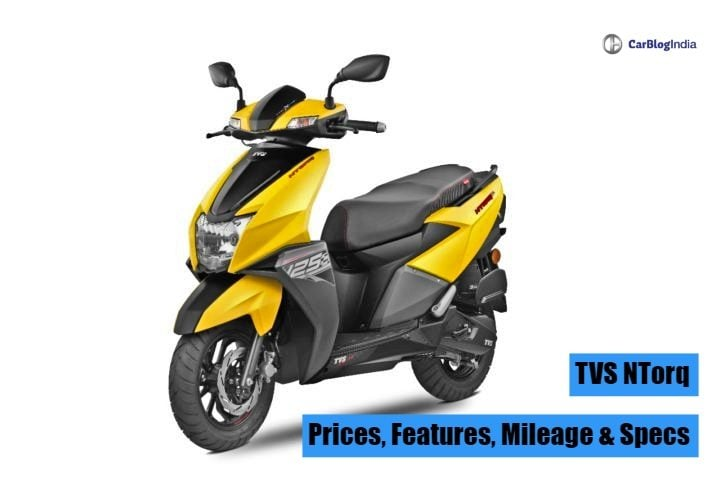 Tvs Ntorq 125 Price Features Images Colors And Top Speed