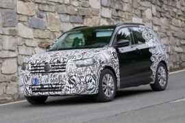 volkswagen t-cross suv two image