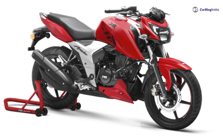 TVS Apache RTR 160 4V All You Need To Know About This Bike