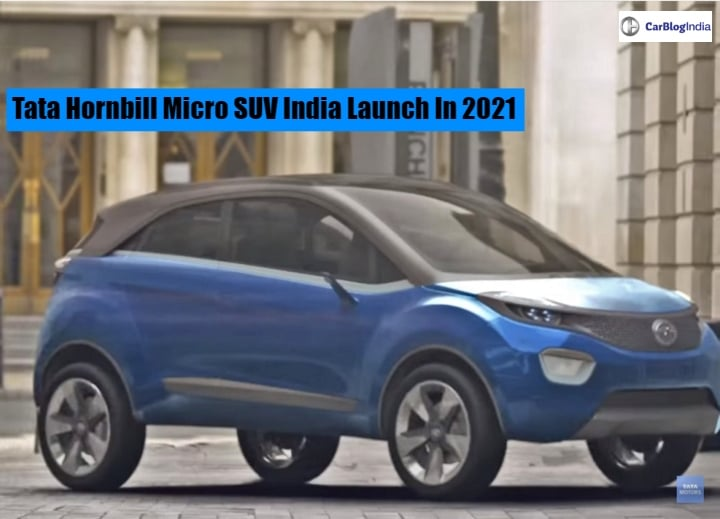 Tata Hornbill Micro Suv India Launch Price Expectations And Other