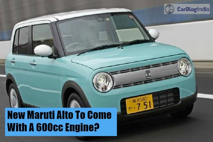 maruti alto 660cc launch date price in india specifications mileage