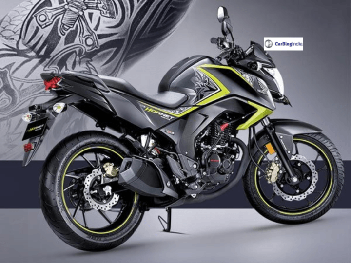 2018 Honda Cb Hornet 160r Price Mileage Images And Specifications