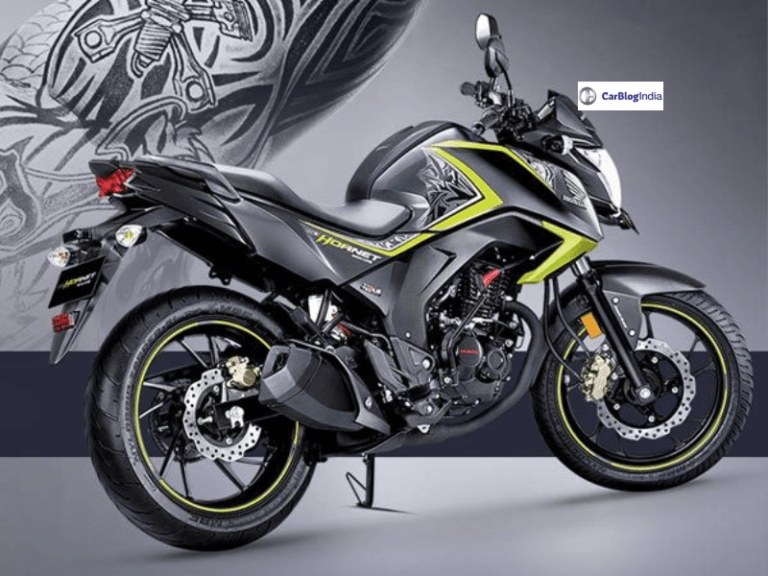 2018 Honda CB Hornet 160R Price, Mileage, Images And Specifications