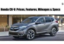 2018 Honda CR-V social image