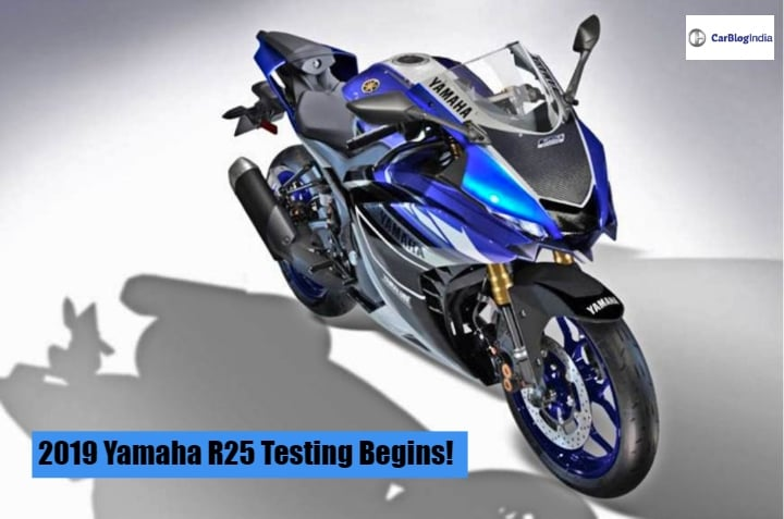 2019 Yamaha YZF R25