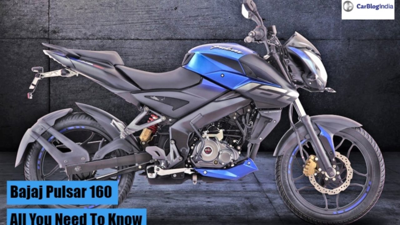 Bajaj Pulsar NS160 Price, Mileage, Top Speed, Colours And