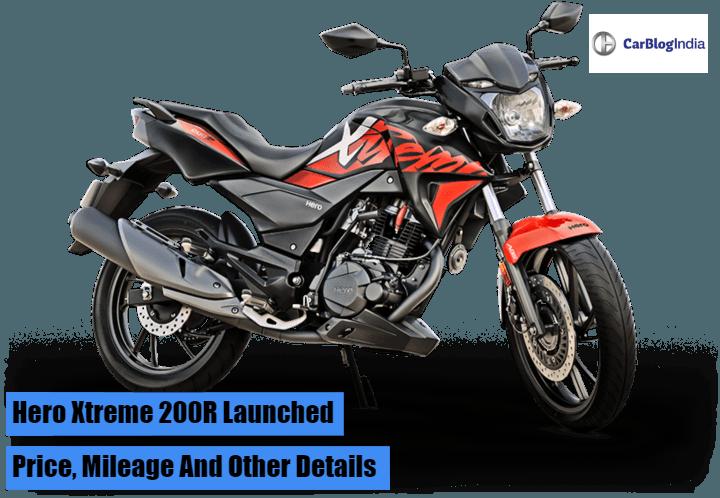 Hero Xtreme 200R (1) image