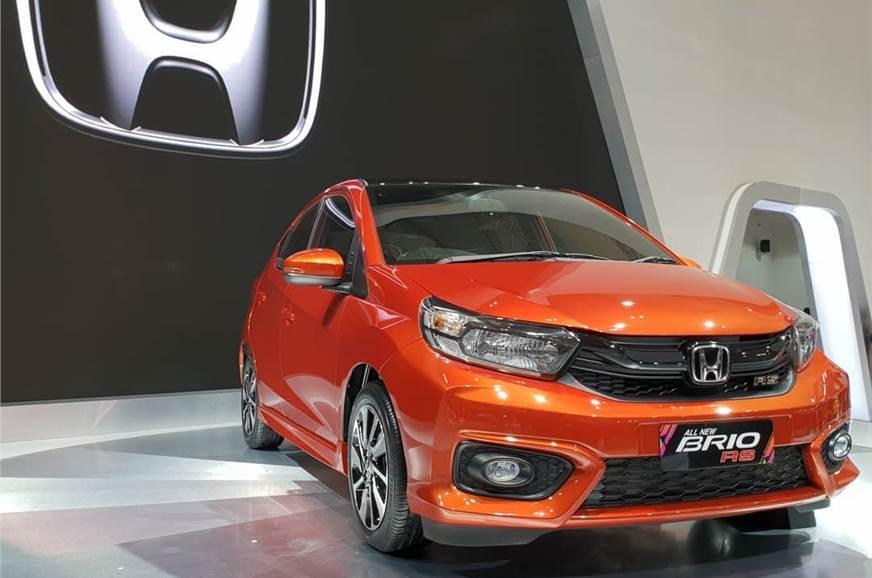 New honda brio expected launch date price specs and for Honda brio price in india
