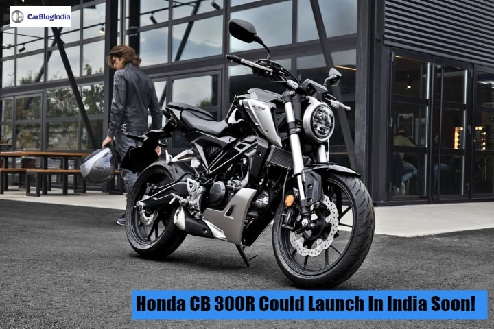 honda cb 300r neo cafe racer could launch in india soon. Black Bedroom Furniture Sets. Home Design Ideas