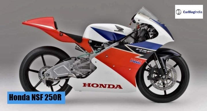 Honda NSF 250R For Elite Racing Championship