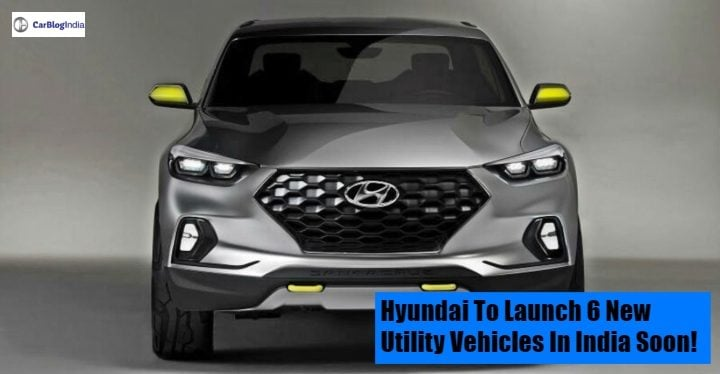 Hyundai new SUVs image