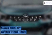 Mahindra Marazzo U321 MPV Main image