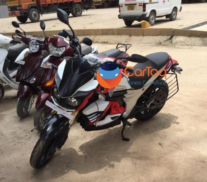 Mahindra Mojo Electric Variant