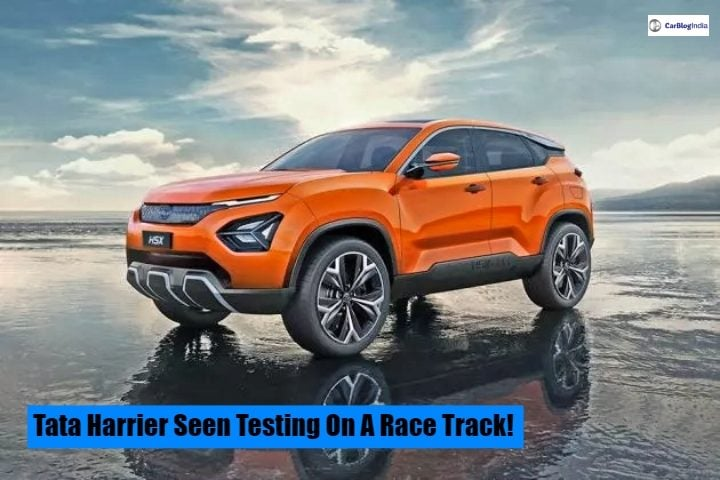 Tata Harrier SUV featured
