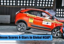 Tata Nexon NCAP Crash Test
