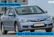 buying a used car featured image