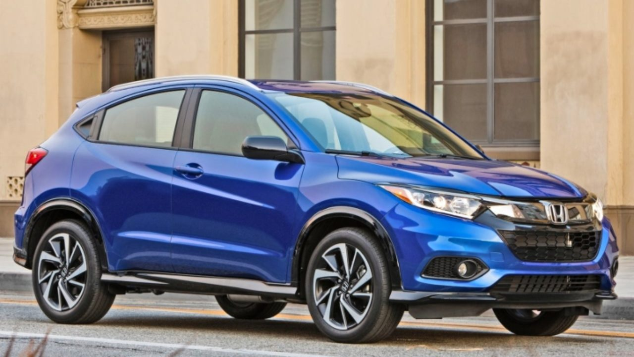 Honda Hr V Reportedly Launching In India By Diwali 2019