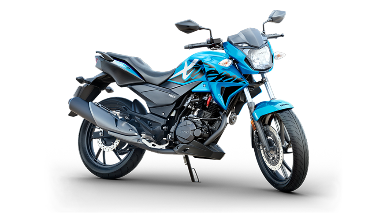 Hero Xtreme 200R - Price, Top Speed, Mileage And Colours