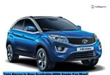 Tata Nexon Apple Car Play
