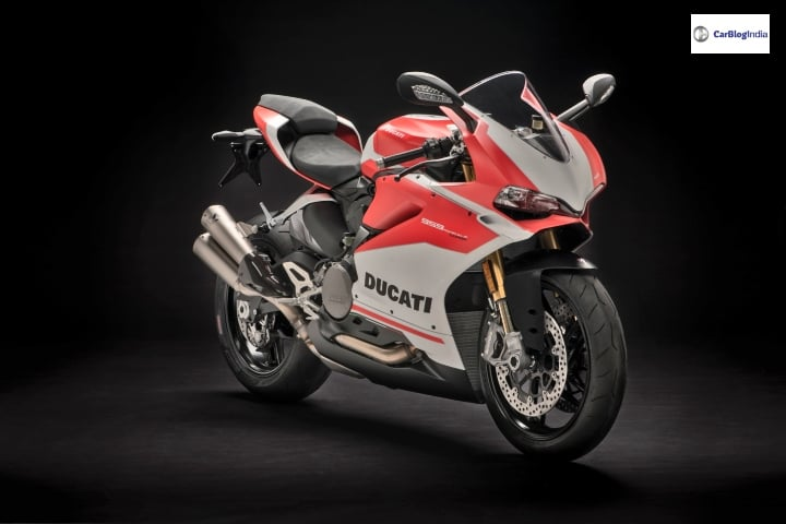Ducati 959 Panigale Corse launched in India- Prices And Engine Specs
