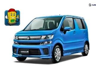 2018 Maruti Wagon R Social image